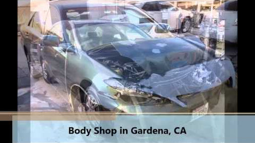 Body Shop Gardena CA Aces Auto Body